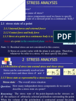 2)Stress Analysis 2