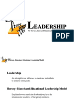 Leadership in a modern organisation