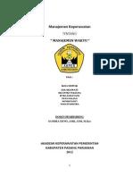 makalahmanajemenwaktu-130215121830-phpapp02