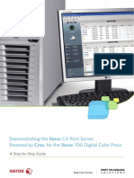 Xerox Creo Server CX700 Manual :