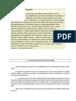 Textos Hª España. 1700 - 1898 (II)