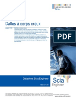 Dalle Corps Creux