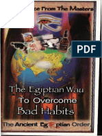Dr York - The Egiptian Way to Overcome Bad Habits