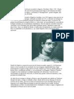 Vida y Obra de Giordano Bruno