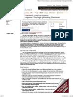 DHL Express_ Strategic Planning Document