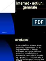 Internet Notiuni Generale