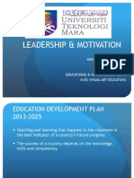 Presentation Motivate