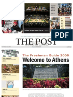 The Post – 2009 Freshman Guide