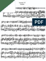 Sonata VI (Piano)