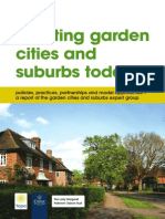 Creating Garden Cities and Suburbs Today