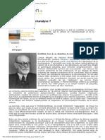 Pierre-Henri CASTEL-Malaise Dans La Psychanalyse _ - Nonfiction