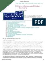 The Importance of Studying Ismailism