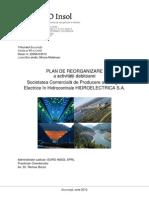 Plan de Reorganizare Hidroelectrica
