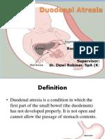 Duodenal Atresia
