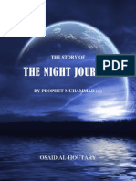 The Story of the Night Journey by Prophet Muhammad (Pbuh)