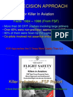 Killer in Aviation 1 in 60 Rule