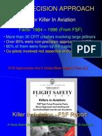 Killer in Aviation 1 in 60 Rule