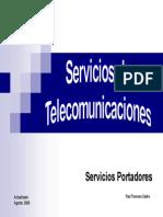 UNI.clasificac.servicios Telecomunicaciones