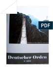 Der Hochmeister Abt Dr. Bruno Platter in Kwidzyn -Marienwerder