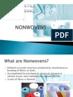 Nonwovens