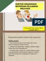 Fungsi Struktur Organisasi Kpm