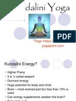 Kundalini Yoga Gandhar