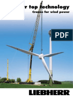 Cranes for Wind Power