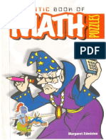 34837870 Fantastic Book of Math Puzzles Margaret C Edmiston