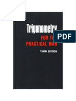 88269362 Trigonometry for the Practical Man 3ed Thompson 1962