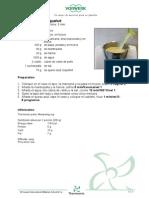 Crema de Apio y Roquefort