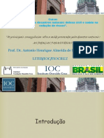 Eixo Temático 4 Prof. Antonio Henrique Neto