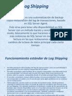 Log Shipping (1)