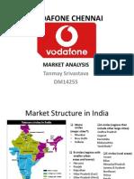 Vodafone Chennai Market Analysis