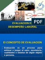 Sesion VIII Evaluacion de Desempeño Laboral.ppt