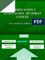 Planificacion y Evaluacion de Obra Civiles