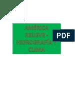 America- Aspecto Fisico