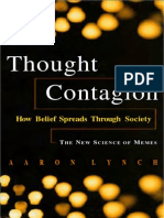Aaron Lynch-Thought Contagion-How Belief Spreads Through Society