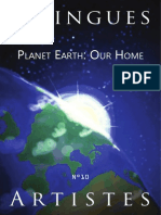 Bilingues et Artistes Issue 10. Planet Earth