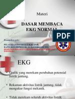 Materi Dasar2 Membaca EKG