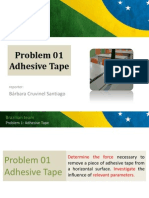 1. Adhesive Tape