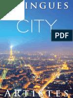 Bilingues et Artistes Issue 12.City