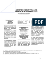 Peemans - Revoluciones industriales. Modernización y desarrollo