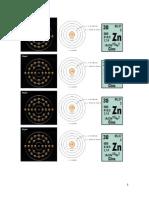 10-20 Electrones Apareados, Zinc y Niquel Modelo de Bohr, Tabla Periodica, Hipertrofia Muscular, Combustion