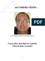 Do RCs KnOw about This Catholic Priest/Pervert?