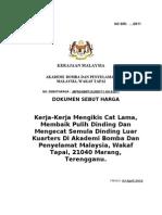 Dokumen Sh Cat Kuarters