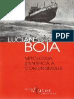 Boia, Lucian - Mitologia Stiintifica a Comunismului