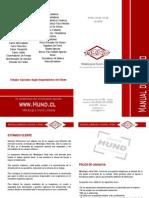 Manual Servicio Molino M-8 C-md Actualizado Inmb11013608