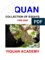 Yiquan Collection of Essays