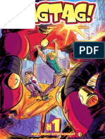RagTag Issue 1