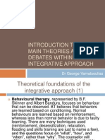 Introduction to the Main Theories and Key Debates